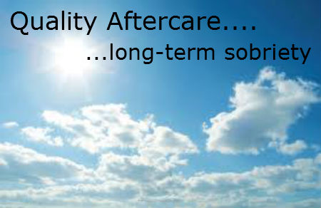 quality aftercare, long term sobriety