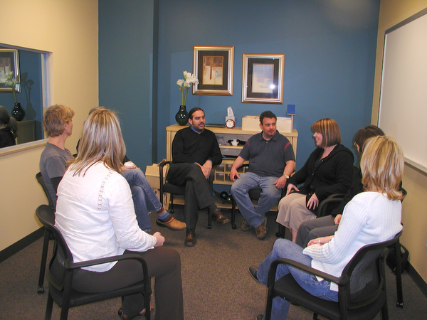 group counseling session