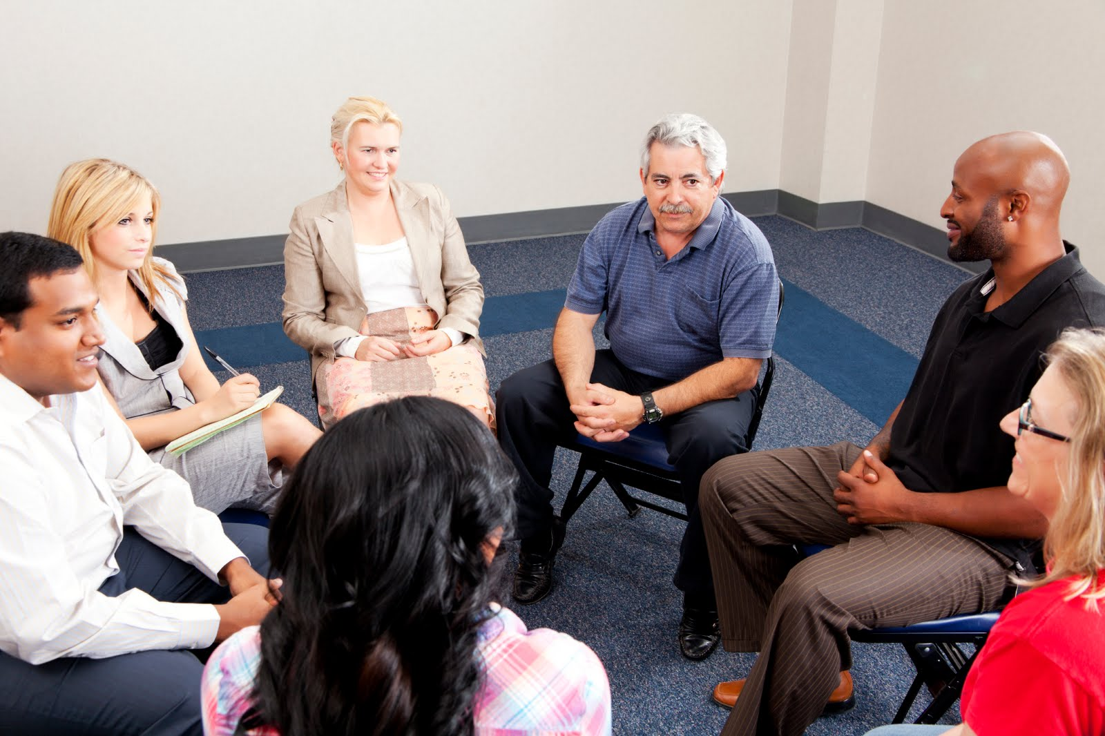 outpatient support group